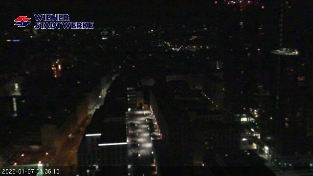 Irgend etwas stimmt nicht. Hier sollte ein Livebild Erdbergstraße - Kahlenberg sein.